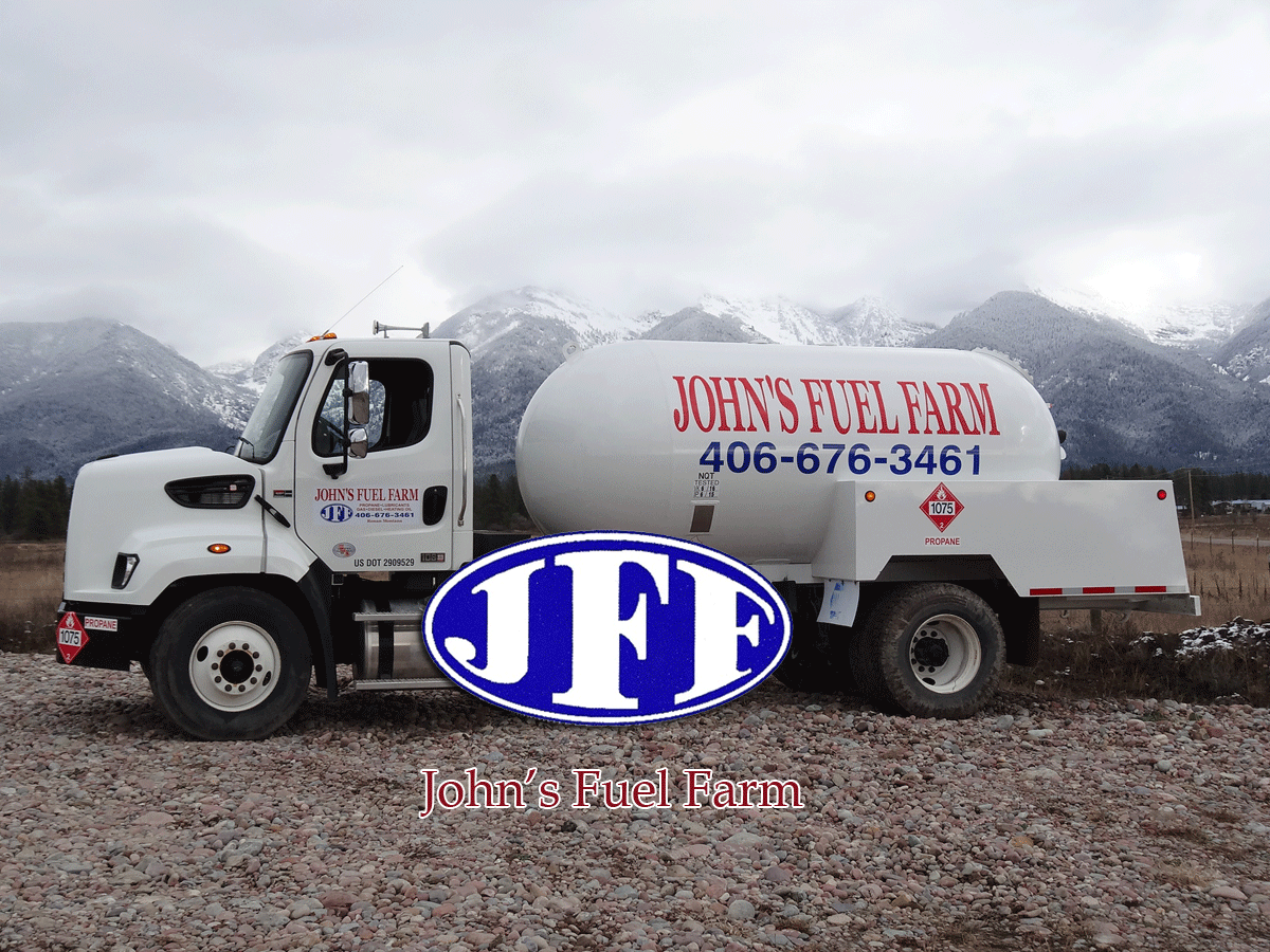 John's Fuel Farm website