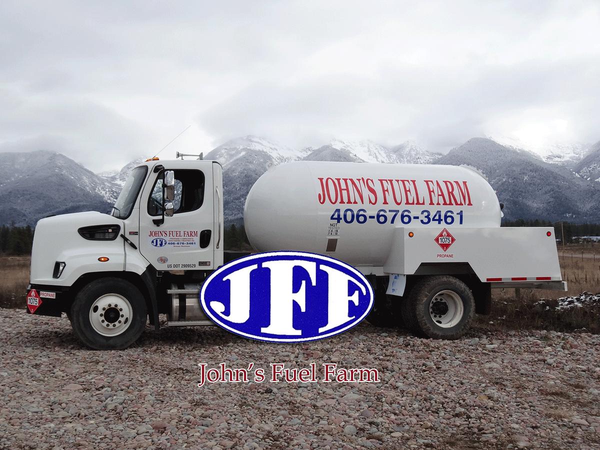 John's Fuel Farm website